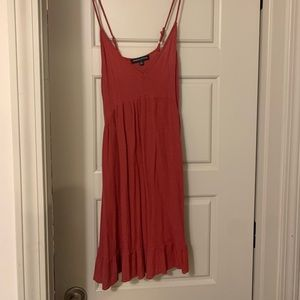 Red Kendall & Kylie dress